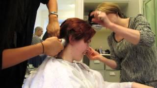 getlinkyoutube.com-Seonaidh's Extreme Hair Cut!