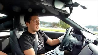 getlinkyoutube.com-Drift Training w/ Nissan 370Z GT Academy Edition @ Red Bull Ring Infield