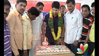 Fans Celebrates Naga Chaitanya Birthday