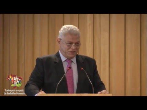 Ministro Alexandre Agra Belmonte – Súmula 244 Inaplicável à Trabalhadora Temporária (Lei 6019/74)