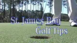 Golf Tip On Proper Aim-St James Bay