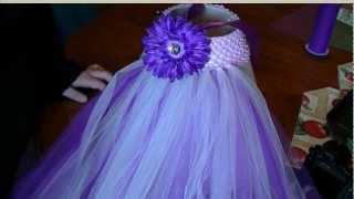 getlinkyoutube.com-How to Make a Tutu Dress