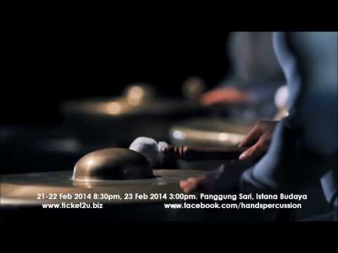HANDS Percussion THE NEXT 2014 promo video
