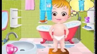 حصريا لعبة Baby hazel bed time لعبة جديده من العاب بنات 2014
