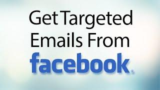 getlinkyoutube.com-Facebook Email Extractor | Facebook Email Grabber