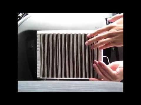 Замена воздушного фильтра салона KIA CEED How to change a cabin Air Filter