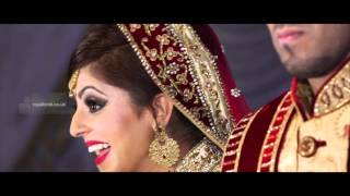 getlinkyoutube.com-Best New Pakistani Wedding & Walima - Highlight Trailer I whittlebury hall