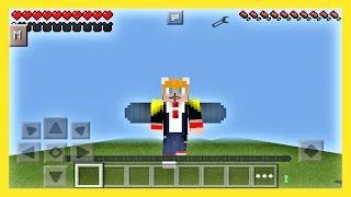 getlinkyoutube.com-[0.12.2] มอดปีกบิน ฟิ๊ว ฟิ้ววว - Minecraft PE
