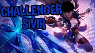 getlinkyoutube.com-[캬하하] 캬하하 시비르 VS SKT T1 Bang, EDG Deft 캐리대전 ( League of Legends Challenger ADC )