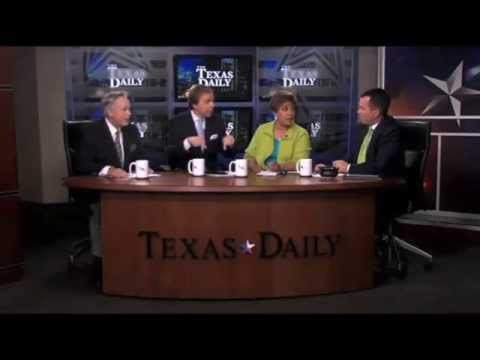 Gloria Campos Retires - KTXD-TV -  Don Wall Reporting