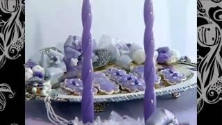 getlinkyoutube.com-كيفية تزيين طاولات الزفاف - النوار