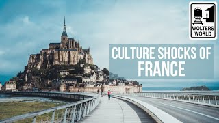 Visit France - 10 Things That Will SHOCK You About France width=