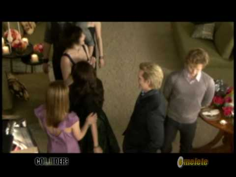 THE TWILIGHT SAGA NEW MOON Behind the Scenes Footage