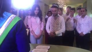 getlinkyoutube.com-Shohruhhon Asalga emas Zarinaga uylandi