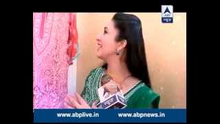getlinkyoutube.com-Divyanka takes SBS inside her make-up room