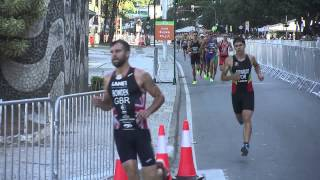 getlinkyoutube.com-2015 Rio de Janeiro ITU World Olympic Qualification Event - Elite Men