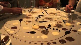 getlinkyoutube.com-Final Dessert of 20 Course Meal at Alinea