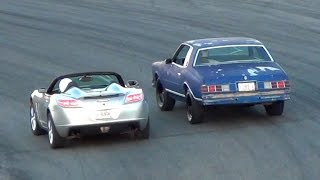 getlinkyoutube.com-Street Legal Spectator Drags @Oxford [Sept. 5, 2015]