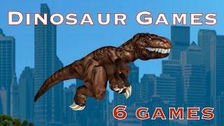 getlinkyoutube.com-Dinosaur Games Videos for Kids Youtube Online Games With Dinosaurs