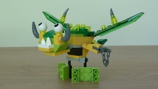 getlinkyoutube.com-LEGO MIXELS FORX SLUSHO MIX Instructions Lego 41546 Lego 41550 Mixels Series 6
