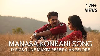 getlinkyoutube.com-Konkani song Manasa - konkani telefilm