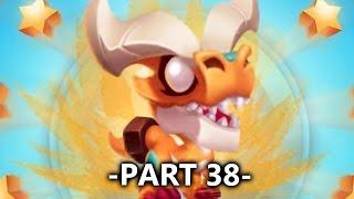 New T-REX DRAGON (High Supremacy) Heroic Gameplay Part 38 | Dragon City