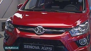 getlinkyoutube.com-Auto Focus - 27/01/2017 - BAIC Senova X25