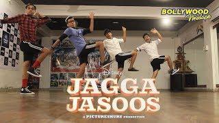 Jagga Jasoos: Galti Se Mistake | Ranbir, Katrina ft. Bollywood Mixtape.