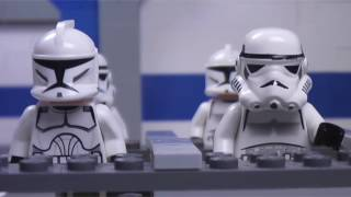 getlinkyoutube.com-Lego Star Wars: Clone Training Center | Episode 2