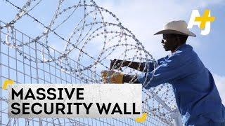 getlinkyoutube.com-Beyond The Massive Security Wall In Somalia