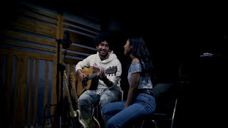 Teddy Adhitya & Nadin (Cakecaine)    Best Part ( Daniel Caesar Ft  H E R Cover )