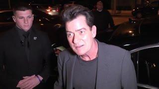 getlinkyoutube.com-Charlie Sheen Reveals His Feeling Towards Donald Trump