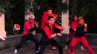 getlinkyoutube.com-Luke's Dance Team - JESSIE (Acting With the Frenemy [HD])