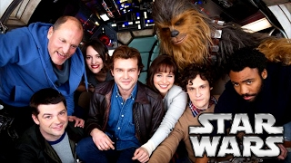 The Han Solo Film Begins Principal Photography - Why It's Time to Get Excited