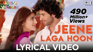getlinkyoutube.com-Jeene Laga Hoon Bollywood Sing Along - Ramaiya Vastavaiya - Girish Kumar, Shruti Haasan