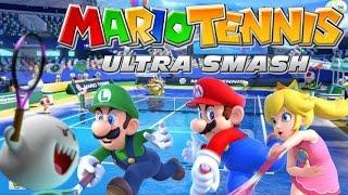 getlinkyoutube.com-Mario Tennis Ultra Smash - VAF Plush Gaming #39