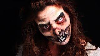 ZOMBIE (Halloween)   Makeup