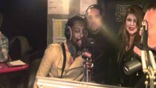 Black Eyed Peas à skyrock avec Difool