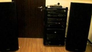 getlinkyoutube.com-Infinity Kappa 8 & ADCOM GFA 555 II
