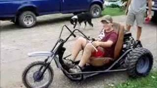 getlinkyoutube.com-Homemade Dirt Trike