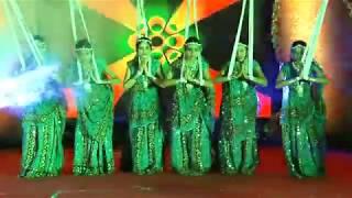 Jenish Doshi Choreography | Katputli Dance | Diksha Mohatsav | Dance Performance | Jain Songs