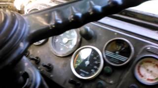 getlinkyoutube.com-Star 266 turbo - zmiana biegów (truck shifting) ZF S6-65+GV80