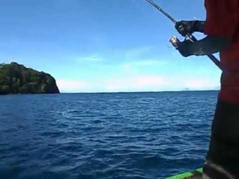 Mancing mania mantap : memancing ikan kerapu dengan teknik popping