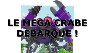getlinkyoutube.com-BOOM BEACH | MEGA CRABE ! NOUVEL EVENEMENT !