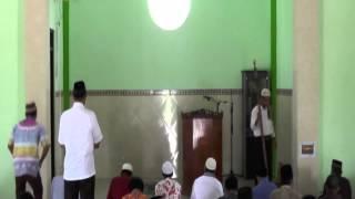 Bilal SHOLAT JUMAT