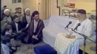 getlinkyoutube.com-پیش بینی های امام در مورد احمدی نژاد