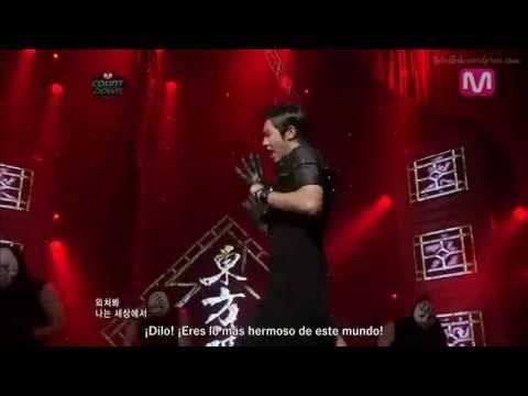 Maximum En Español de Tvxq Letra y Video