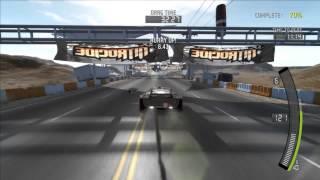 getlinkyoutube.com-Need for Speed Pro Street LAN - Drag races