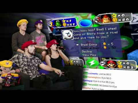 You're Tearing Us Apart! - Mario Party 2 is AWESOME! - Part 10
