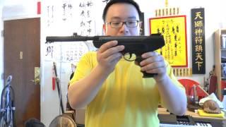getlinkyoutube.com-GAMO P-900 IGT Gas Piston .177 Cal Air Pistol Review and Shooting Test